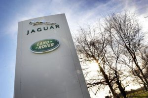 Jaguar Land Rover at Gaydon