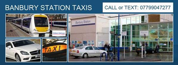Banbury Station Taxis